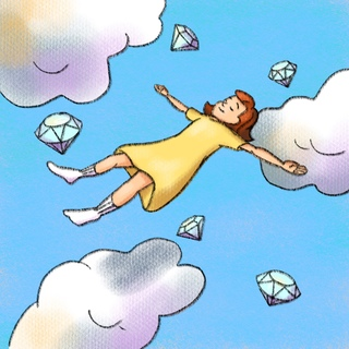 Lucy In The Sky With Diamonds Artwork