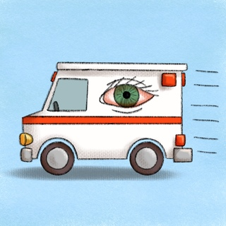 Acute Eye Emergencies | Part 1 Artwork
