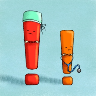 ED Referrals - Can't We All Just Get Along? Artwork
