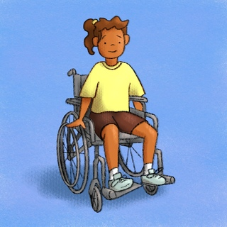 Disabilities Artwork