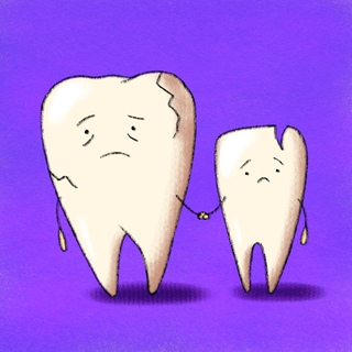 Common Dental Problems Artwork