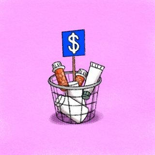 Less Expensive Medication Alternatives Artwork