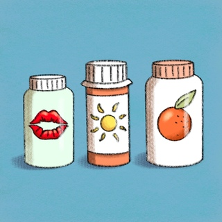 TOX TIME: Dietary Supplements Artwork
