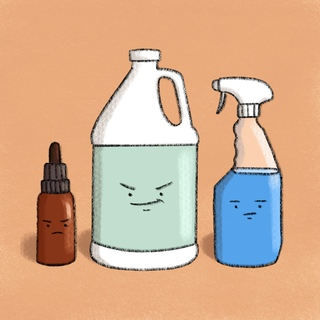 Tox Time: Household Poisons Artwork