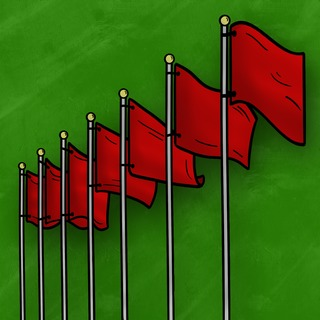 Practice Management: Big F*&*% Red Flags Artwork