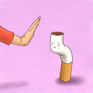 Smoking Cessation Artwork