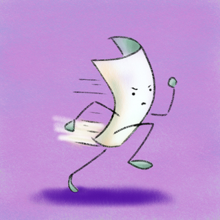 Paper Chase 3: Exercise Helps for Knee Osteoarthritis Artwork
