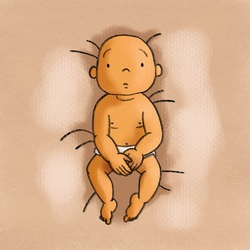 New Groundbreaking AAP Guidelines for Managing Fever in Young Infants 8-60 Days Artwork